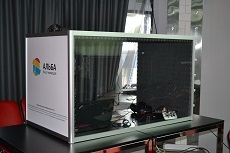 Rental of tabletop simultaneous interpreting booth